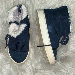 Zara Baby Hightop Shoe